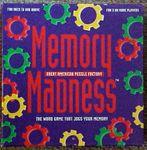 Board Game: Memory Madness