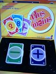 Board Game: Plus ou Moins