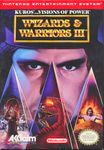 Video Game: Wizards & Warriors III: Kuros: Visions of Power