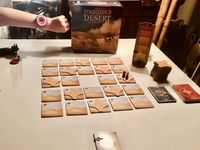 Board Game: Forbidden Desert