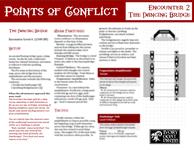 RPG Item: Encounter 2: The Dancing Bridge