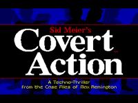 Video Game: Sid Meier's Covert Action