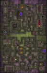 RPG Item: VTT Map Set 222: Underworld Mega-Dungeon #5