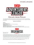 RPG Item: DDEX1-14: Escape From Phlan
