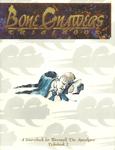 RPG Item: Bone Gnawers Tribebook (1st Edition)
