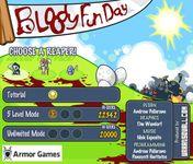Video Game: Bloody Fun Day