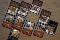 Board Game: Siege Warfare