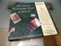 Board Game: The Great Knowledge Game of Ireland