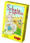 Board Game: Mummy's Treasure