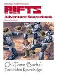 RPG Item: Adventure Sourcebook 1: Chi-Town 'Burbs: Forbidden Knowledge