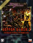 RPG Item: Rappan Athuk R2: The Dungeon of Graves: The Middle Levels