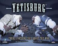 Board Game: Yetisburg: Titanic Battles in History, Vol. 1