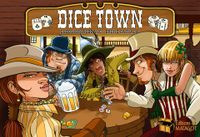 Board Game: Dice Town