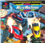 Video Game: Micro Machines V3