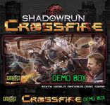 Board Game: Shadowrun: Crossfire – Demo Box