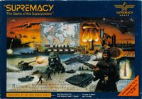 Board Game: Supremacy: The Game of the Superpowers