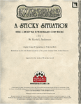 RPG Item: A Sticky Situation