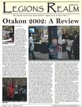 Issue: Legions Realm Monthly (Issue 1 - Sep 2002)