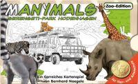 Board Game: Manimals: Serengeti-Park Hodenhagen