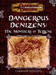 RPG Item: Dangerous Denizens: The Monsters of Tellene