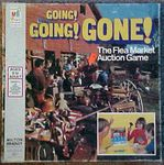 Board Game: Going! Going! Gone! The Flea Market Auction Game