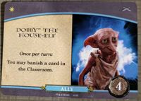 Board Game: Harry Potter: Hogwarts Battle – Defence Against the Dark Arts: Dobby the House-Elf Promo Card