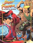 RPG Item: Street Fighter Player's Guide