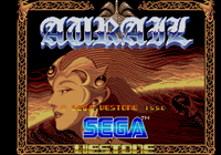 Video Game: Aurail