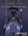 RPG Item: Lost Treasures: Vaults of the Vatican