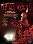 RPG Item: Investigator Weapons, Volume 1: The 1920s & 1930s