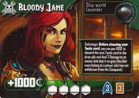 Board Game: Titanium Wars: Bloody Jane