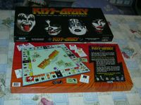 Board Game: KISS-opoly