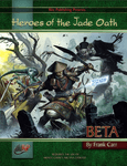RPG Item: Heroes of the Jade Oath (3.5 / Arcana Evolved)