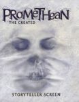 RPG Item: Promethean: The Created Storyteller's Screen