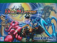 Board Game: Duel Masters: Battle of the Creatures Board Game