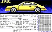 Video Game: The Supercars: Test Drive II Car Disk