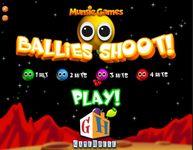 Video Game: BalliesShoot