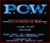 Video Game: P.O.W.: Prisoners of War