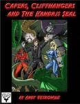 RPG Item: Capers, Cliffhangers and the Kandris Seal