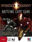 Board Game: Iron Man Battling Card Game