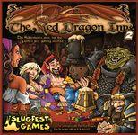 Таверна «Красный дракон»: Дварф, бард и медовуха