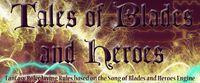 RPG: Tales of Blades and Heroes