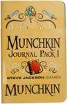 Board Game: Munchkin Journal Pack 1