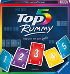 Board Game: Top 5 Rummy