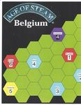 Board Game: Age of Steam Expansion: Belgium