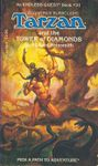 RPG Item: Book 31: Tarzan and the Tower of Diamonds