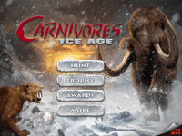 Video Game: Carnivores: Ice Age