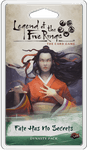 Board Game: Legend of the Five Rings: The Card Game – Fate Has No Secrets