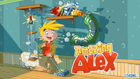 Video Game: Amazing Alex