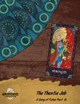 RPG Item: CCC-TAROT-02-09: The Thentia Job